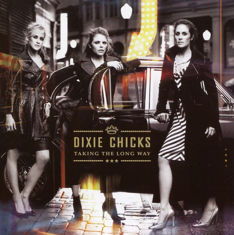 Dixie Chicks Album Cover-www.jasondunn.com