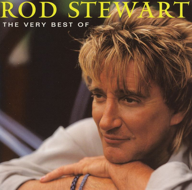 Rod stewart the very best of rod stewart for Very best images