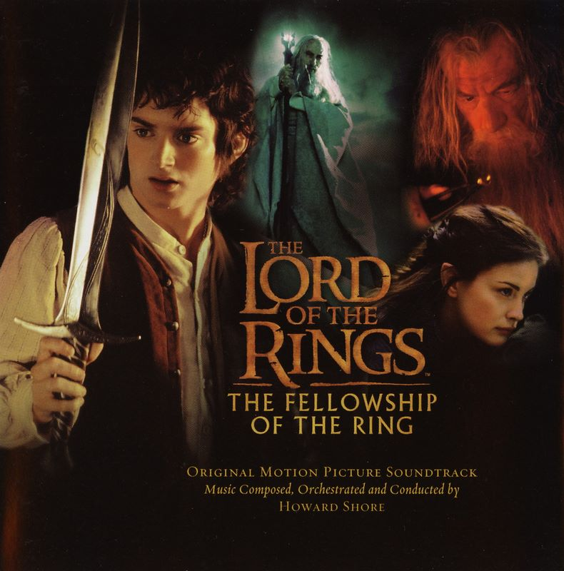 The Fellowship Of The Ring Soundtrack Zip