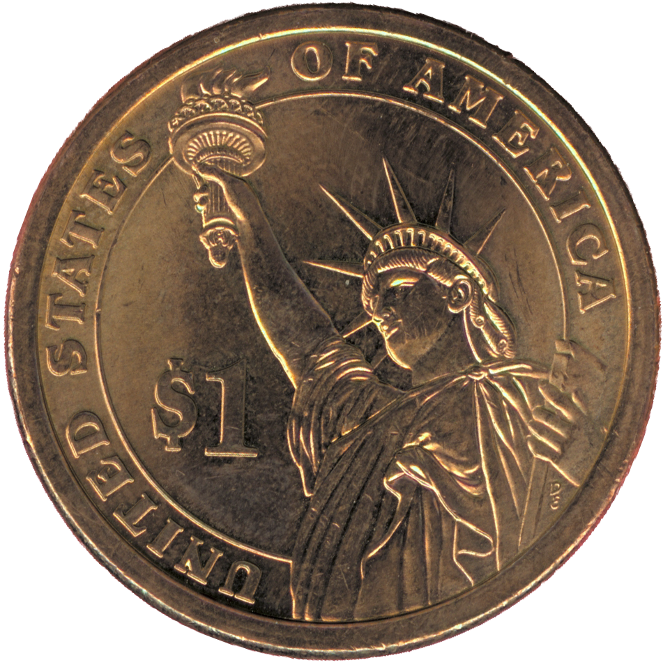 what is the american dollar backed An official website of the united states government skip currency - popular topics $100, $50, $ presidential dollar coins new american buffalo 24k gold.