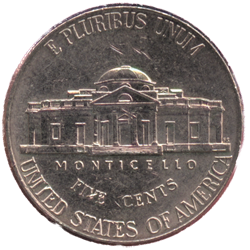 US-5-Cent-Nickel-Coin-Back