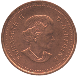 Canadian-1-Cent-Penny-Heads