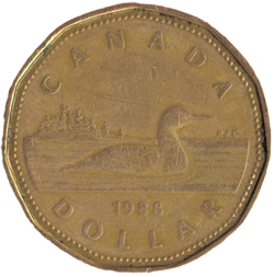 Canadian-1-Dollar-Loonie-Tails