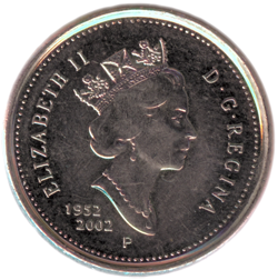 Canadian-10-Cent-Dime-Heads