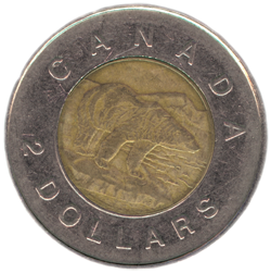 Canadian-2-Dollar-Twoonie-Tails