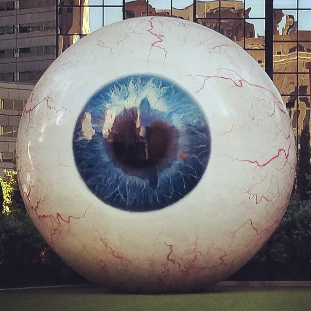 EYE SEE YOU. #Dallas