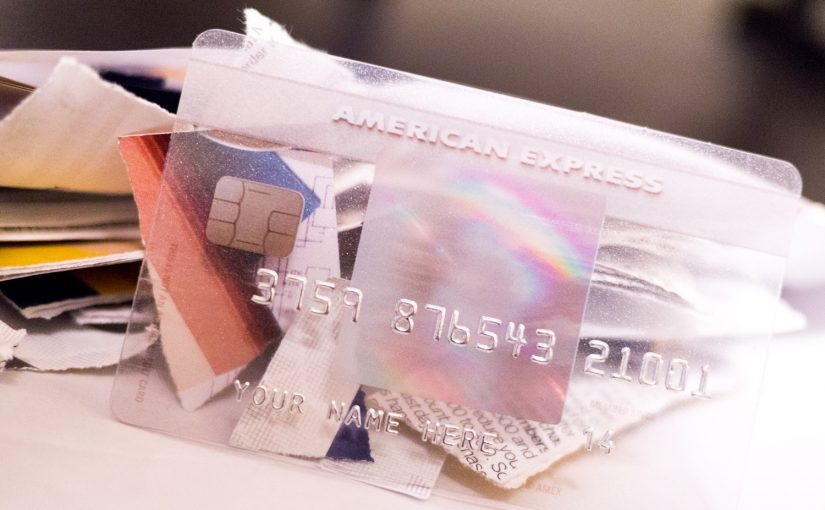 Saying No to Credit Cards in a Tangible Way