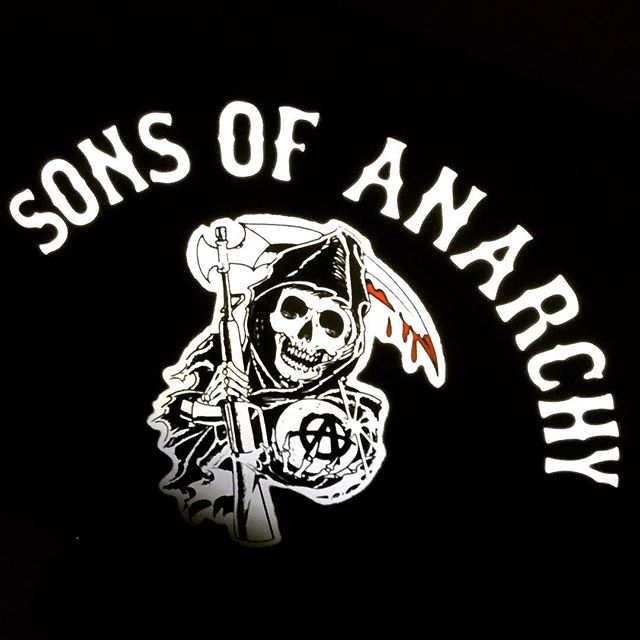 Finally finished #SonsOfAnarchy. What a great but completely insane show...