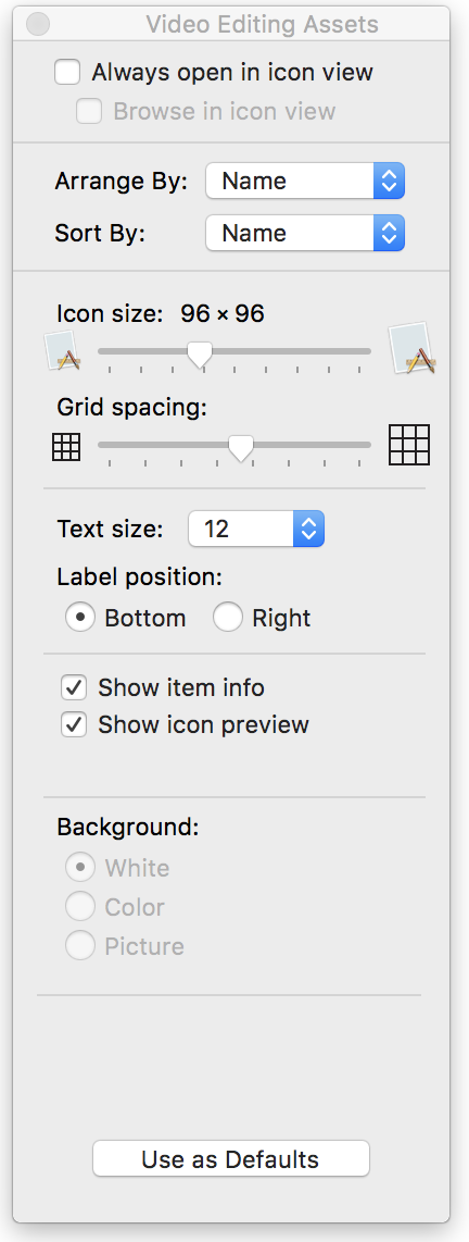 OSX-finder-view-options