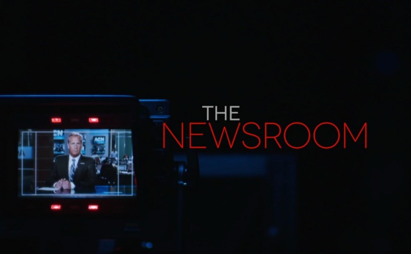 The Best Show No Longer on TV: The Newsroom