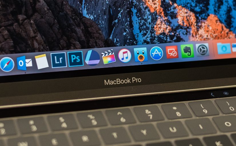 First Thoughts on the 2016 MacBook Pro 13