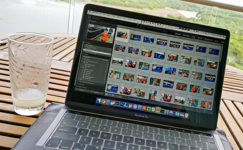 MacBook Pro 13 Use Outdoors: This is One Bright Screen