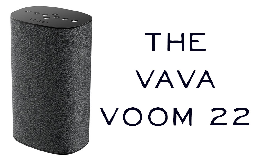 The VAVA VOOM 22 Bluetooth Speaker Reviewed