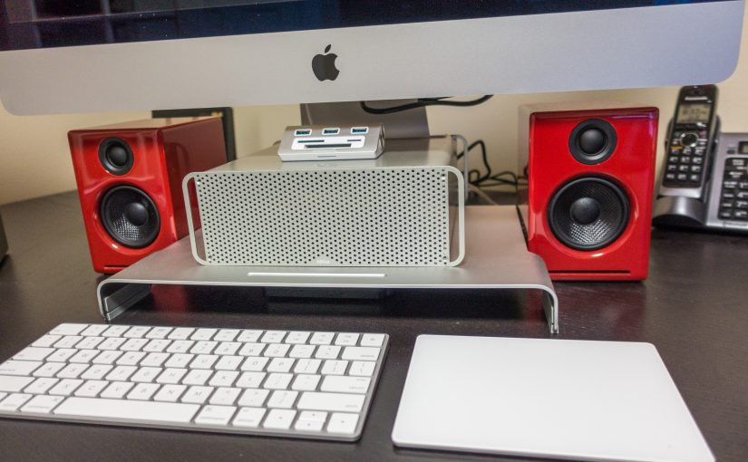 AudioEngine A2+ Speakers in High-Gloss Red Reviewed