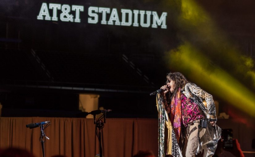 Aerosmith Live: Concert Photos & Video…and the story of me getting ejected from the show floor!
