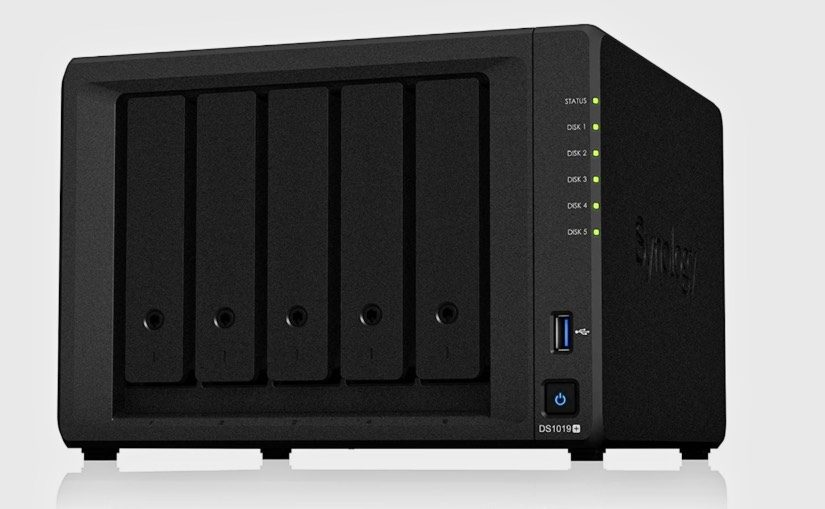 Synology DS-1019+ Plex Hardware Transcoding: This is Magic!