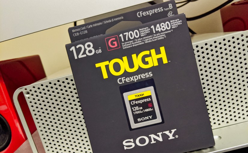 Sony's 128GB CFexpress: No Real Improvements For Still Photographers, And Yet…