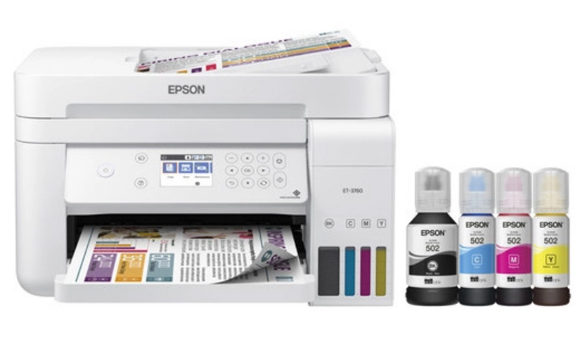 Epson-ET3760 Review: Muted Colours, Awful User Experience, but Affordable Prints
